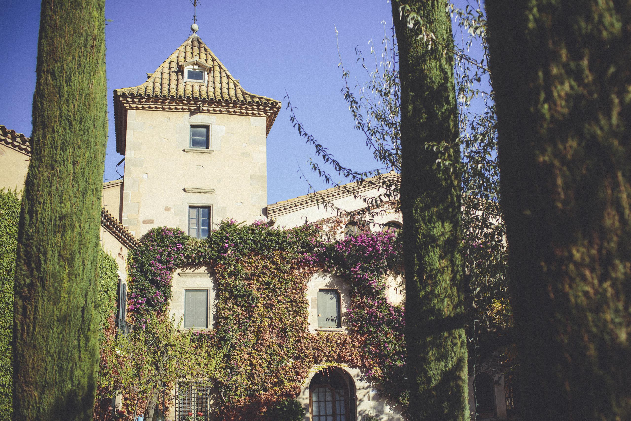 Can Ribas de Montbuí - Historia - Francesc Parellada